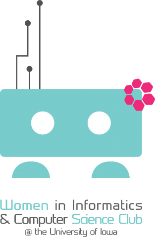Women in Informatics & Computer Science Club logo
